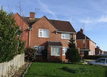 Thumbnail 3 bed semi-detached house for sale in Hillcrest Road, Yeovil