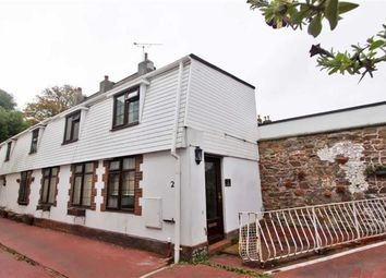 Thumbnail 1 bed semi-detached house for sale in Don Road, St. Helier, Jersey