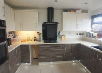 Thumbnail 4 bed semi-detached house for sale in Redwood Drive, Burntwood