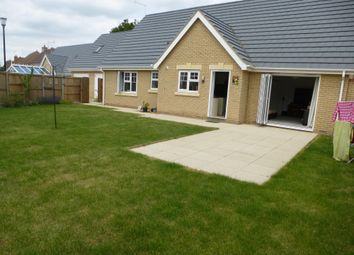 Thumbnail 4 bed detached bungalow to rent in Oxbow Crescent, March