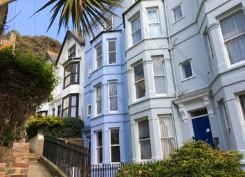 Thumbnail 1 bed flat for sale in Cobourg Place, Hastings Old Town