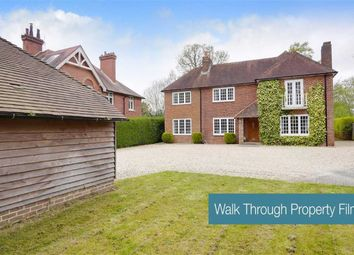Thumbnail 5 bed detached house for sale in The Drive, Hellingly, Hailsham