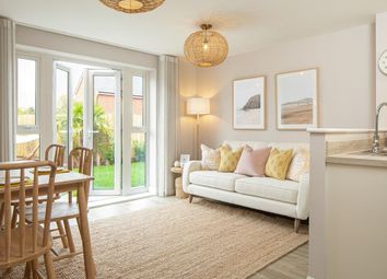 "Thumbnail 4 bedroom semi-detached house for sale in ""Kingsville"" at Havant Road, Havant"