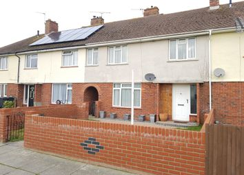 Thumbnail 4 bed terraced house for sale in Gregson Avenue, Gosport