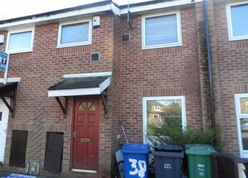 Thumbnail 3 bedroom terraced house for sale in Glendevon Place, Whitefield, Manchester