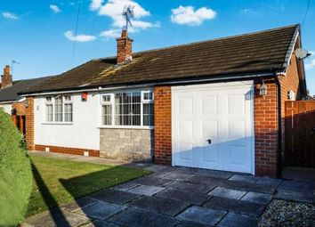 Thumbnail 2 bed bungalow for sale in Birchwood Drive, Lower Peover, Knutsford, Cheshire