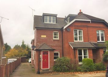 Thumbnail 1 bed flat to rent in Winchester Road, Chandler's Ford, Eastleigh