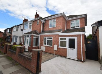 Thumbnail 2 bed end terrace house for sale in Nottingham Road, North Evington, Leicester