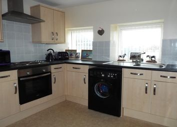 Thumbnail 2 bed flat to rent in Esh Court View, Esh, Durham
