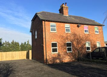 Thumbnail 3 bed semi-detached house to rent in Hanney Road, Steventon, Abingdon