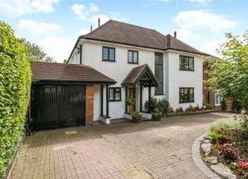 Thumbnail 6 bed detached house for sale in Roughwood Close, Watford, Hertfordshire