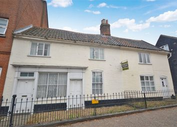 Thumbnail 4 bed cottage for sale in Fairland Street, Wymondham, Norwich, Norfolk