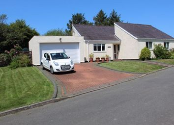 Thumbnail 3 bed detached bungalow for sale in Wern Y Wylan, Llanddona, Beaumaris, Anglesey.