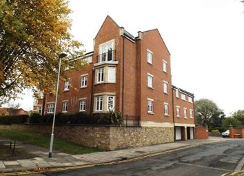 Thumbnail 3 bed flat for sale in Mill Race Court, Morpeth