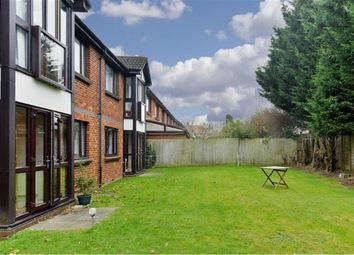 Thumbnail 1 bed flat for sale in Farriers Close, Epsom, Surrey