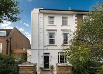 Townshend Road, St John's Wood, London NW8. 4 bed semi-detached house