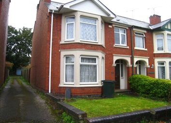 Thumbnail 3 bed terraced house for sale in Siddeley Avenue, Stoke, Coventry