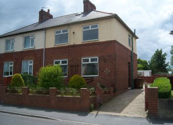 Thumbnail 3 bed semi-detached house to rent in Valley Street, South Elmsall, Pontefract
