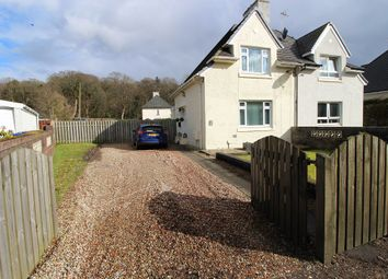 Thumbnail 2 bed semi-detached house for sale in 1 Beardmore Cottages, Old Greenock Road