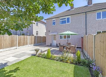 2 bed semi-detached house for sale in Compass Crescent, Old Whittington, Chesterfield S41