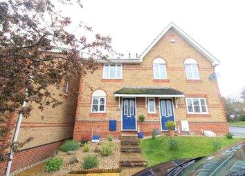 Thumbnail 2 bed semi-detached house for sale in Rockfield Grove, Undy, Caldicot