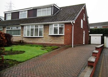 Thumbnail 3 bed semi-detached house for sale in 93 Cathedral Road, North Chadderton