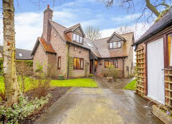 Thumbnail 4 bed detached house for sale in Smithy Row, Huthwaite, Sutton-In-Ashfield