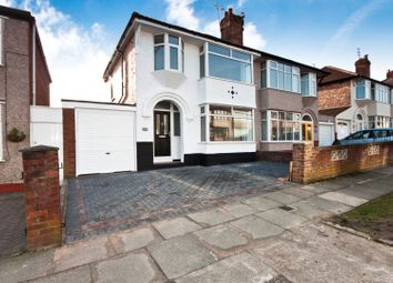 Thumbnail 3 bed semi-detached house for sale in Danescourt Road, West Derby