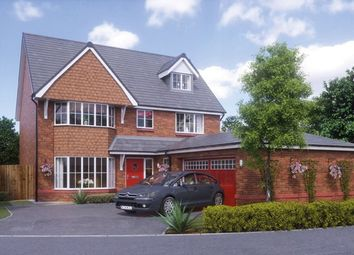 Thumbnail 5 bedroom detached house for sale in Off Highclove Lane, Worsley, Manchester