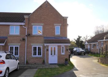 Thumbnail 3 bed terraced house for sale in Russet Way, Melton Mowbray