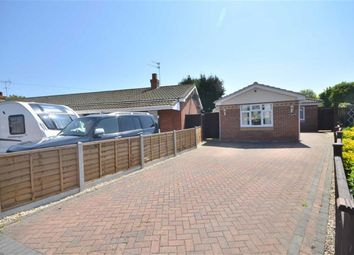 Thumbnail 2 bed bungalow for sale in Shelley Avenue, Podsmead, Gloucester