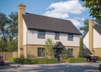 Thumbnail 3 bedroom detached house for sale in Brook Grove Development, Bishop's Stortford