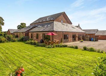 Thumbnail 4 bed barn conversion for sale in Ripon Hall Farm, Catterall Lane, Preston, Lancashire