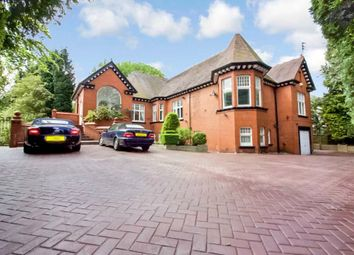Thumbnail 5 bedroom detached house for sale in Old Hall Road, Salford, Greater Manchester