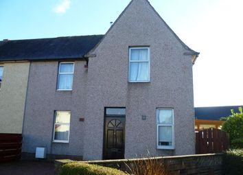 Thumbnail 2 bed semi-detached house to rent in Janefield Gardens, Dumfries