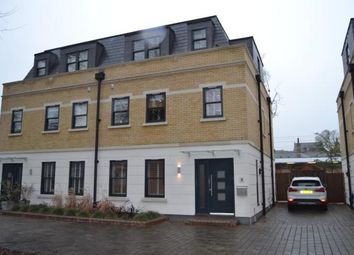 Thumbnail 3 bed semi-detached house for sale in Reed Place, Ware