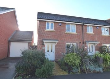 Thumbnail 3 bed semi-detached house to rent in Redstart Avenue, Maidstone