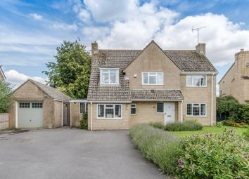 Thumbnail 4 bed detached house for sale in Besbury Park, Minchinhampton, Stroud
