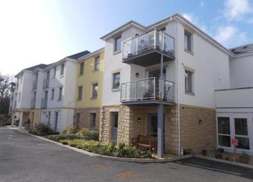Thumbnail 2 bed flat to rent in Tregolls Road, Truro