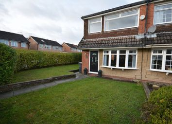 Thumbnail 3 bed semi-detached house for sale in Tiverton Drive, Blackburn
