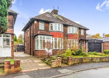 Thumbnail 3 bed semi-detached house for sale in Hardmans Road, Whitefield, Manchester, Greater Manchester