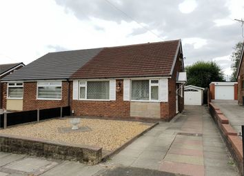 Thumbnail 2 bed semi-detached bungalow to rent in Sunningdale Avenue, Radcliffe, Manchester
