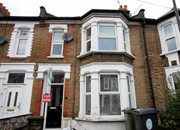 Thumbnail 4 bed terraced house to rent in Leyton Park Road, Leyton