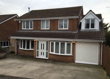 Thumbnail 5 bed detached house to rent in Brookfields, Netherton