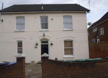 Thumbnail 1 bed flat to rent in Ridgeway Road, Redhill