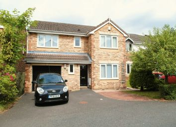 Thumbnail 4 bedroom detached house to rent in Newlands Road, Oakengates, Telford