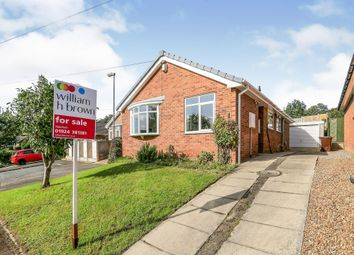Thumbnail 3 bedroom detached bungalow for sale in Lombardy Garth, Silcoates Park, Wakefield