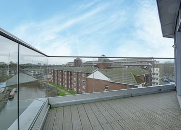 Thumbnail 3 bed duplex to rent in London Road, Brentford