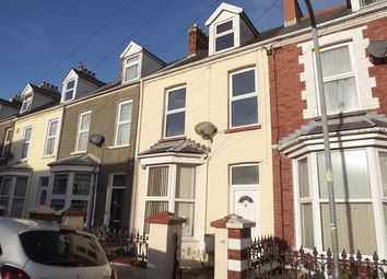 Thumbnail 4 bed terraced house to rent in Greville Road, Milford Haven