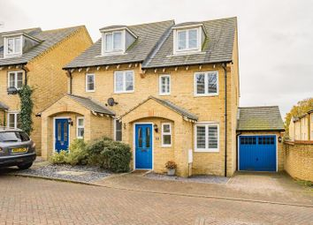 Thumbnail 3 bed semi-detached house for sale in Underwood Rise, Tunbridge Wells